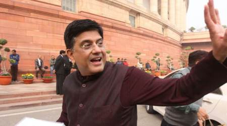 Less trains running in late than flights in fogs: Piyush Goyal