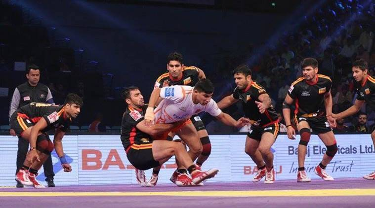 Pro Kabaddi League season 6, Pro Kabaddi League season 6 news, Pro Kabaddi League season 6 updates, Pro Kabaddi League season 6 schedule, sports news, Indian Express