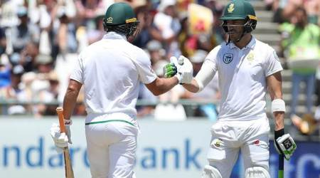 India are playing 1st Test against South Africa in Cape Town.