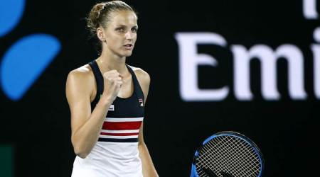 Aus Open: Pliskova battles back to reach quarters