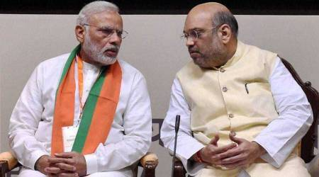 TDP minister: 'When I think of Modi and Shah, I am reminded of Hitler and Mussolini'