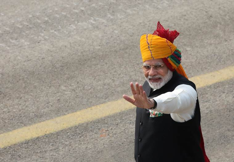 Narendra Modi to become first Indian PM to visit Palestine, will travel to UAE and Oman thereafter