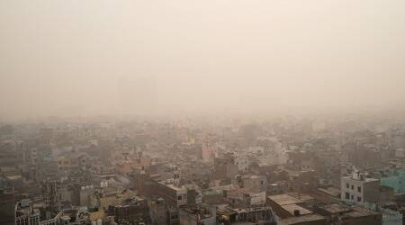 Emergency pollution in Delhi caused due to high abundance of bigger dust particles: SAFAR