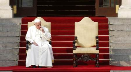 Corruption is 'social virus' infecting Latin America, says Pope Francis