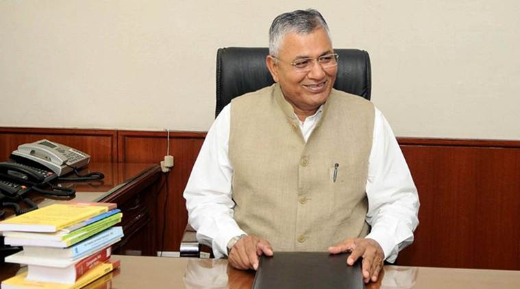 companies act 2013, pp chaudhary, Corporate Affairs Ministry, corporate social responsibility, CSR, indian express news