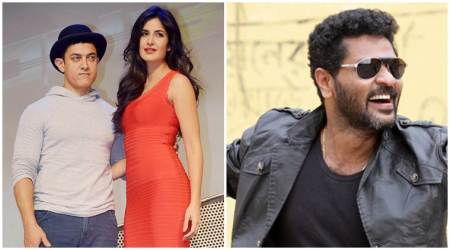 Exclusive: Prabhudeva to choreograph Thugs of Hindostan dance number featuring Aamir Khan and Katrina Kaif