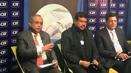 Davos: India ready to tap exponential growth in technologies, says Dharmendra Pradhan