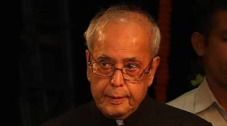 Delhi HC judge withdraws notice to Pranab Mukherjee, recuses herself from case involving his book