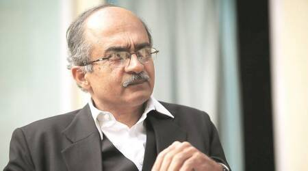 Justice Loya may have  been poisoned, says PrashantBhushan