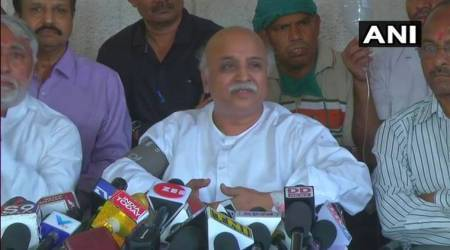 Pravin Togadia claims: Tipped off on police encounter, left for Jaipur to surrender