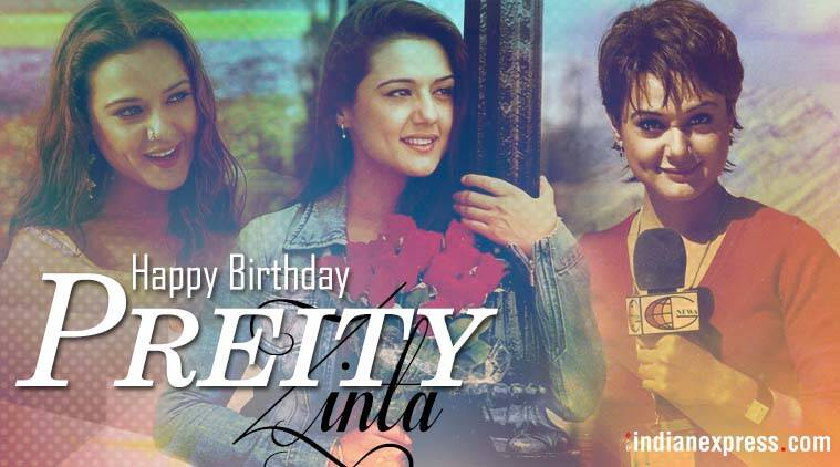 happy birthday preity zinta