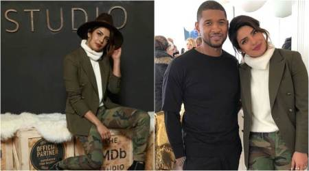 Priyanka Chopra's latest look has us reaching out for our old pair of cargo pants