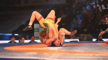 Pro Wrestling League: Veer Marathas beat Delhi Sultans, inch closer to semifinal