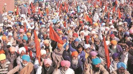 Punjab: Farm labourers take out rally, demand loan waiver