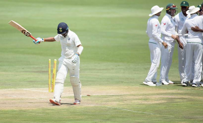 India vs South Africa, 2nd Test