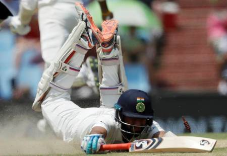 Cheteshwar Pujara becomes first Indian to be dismissed run-out in both innings of a Test