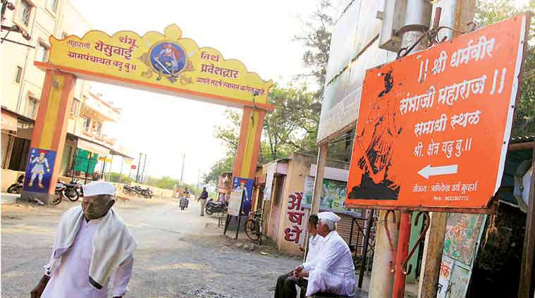 Removal of Mahar samadhi board near Pune sparked clashes