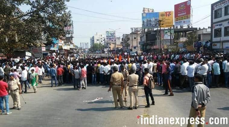 pune clashes, maratha dalit clash, dalit protest, mumbai bandh, mahars, bhima koregaon, maharashtra, dalit education, employement in dalits, obc, indian express
