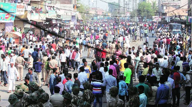 Pune: Day after, ground zero of violence simmers