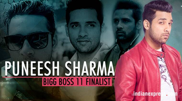 Puneesh sharma journey bigg boss 11