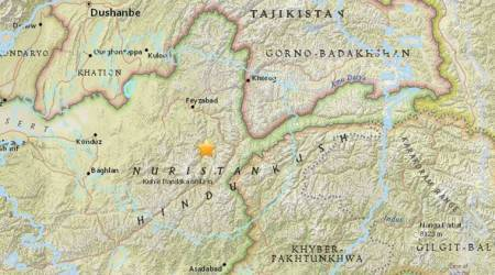 6.1 magnitude earthquake rocks Afghanistan, tremors felt in India, Pakistan; one feared dead