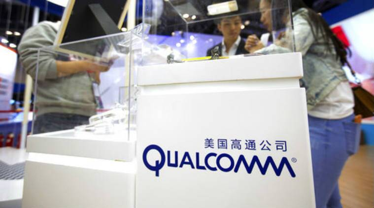 Three-Qualcomm revenue beats estimates however weak China…