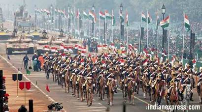 Light rain, fog fail to deter Republic Day preparations