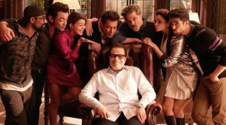 Race 3: Salman Khan wishes Ramesh Taurani on his birthday with a team photo