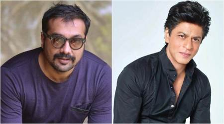 Won't leave Bollywood until I make film with Shah Rukh Khan: Anurag Kashyap