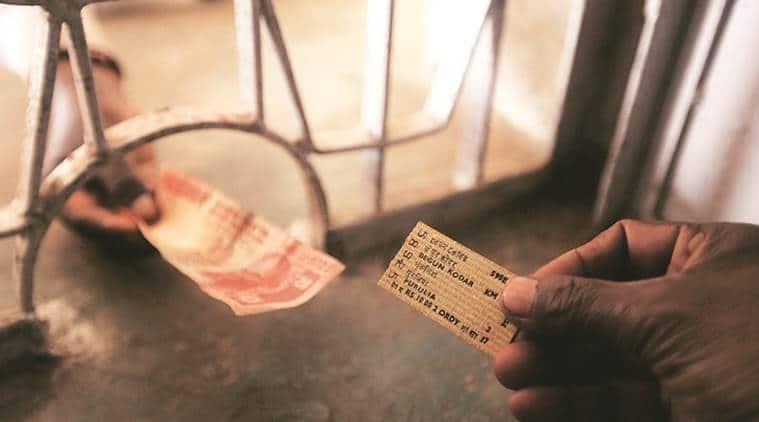 indian railways, irctc, railway ticket, train ticket, without ticket fine, indian railways revenue, earning, indian express