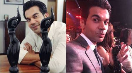 Rajkummar Rao gracious for his big win at Filmfare, remembers his mother