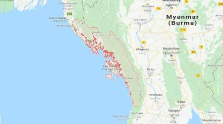 Myanmar police shoot dead seven protesters in Rakhine district