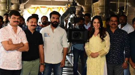 Kiara Advani, Vivek Oberoi and Prashant roped in for Ram Charan's next