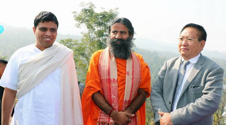 Patanjali Ayurveda goes digital, Ramdev announces partnership with Amazon, Flipkart and others