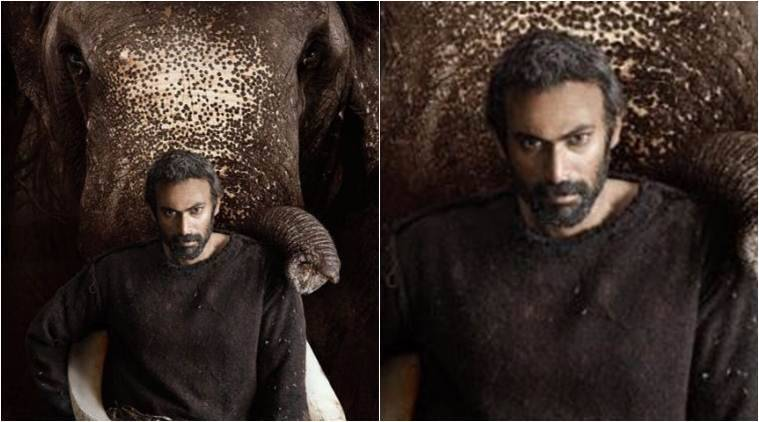 Check out the first look of Rana Daggubati in 'Haathi Mere Saathi'