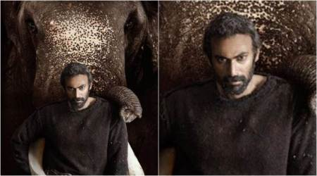 Haathi Mere Saathi first look: Rana Daggubati's rugged avatar as Bandev is impressive, see photo