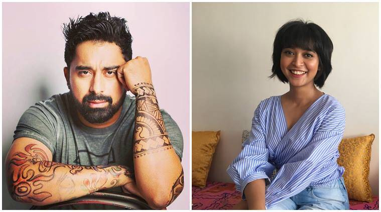 Exclusive: Sayani Gupta and Rannvijay Singh in Viu's web