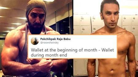 Ranveer Singh's 'Padmaavat' to 'Gully Boy' transformation inspires hilarious memes on Twitter