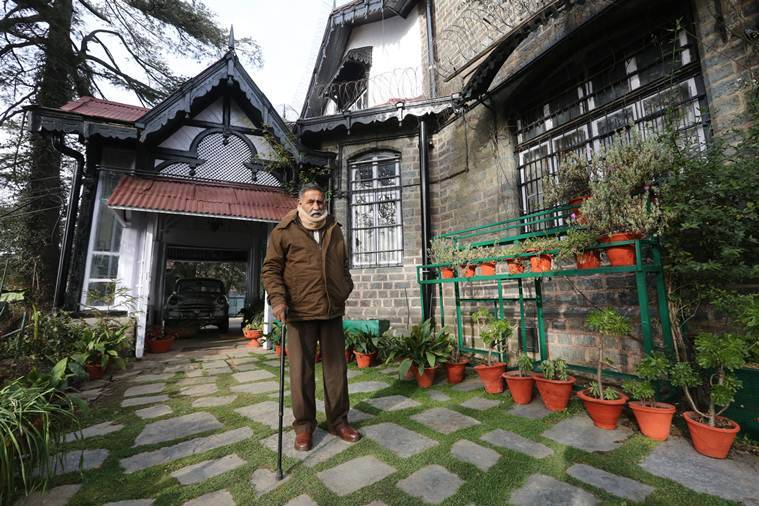 Chapslee Estate in Shimla, Naina Devi, Ratan Singh Chapslee Estate