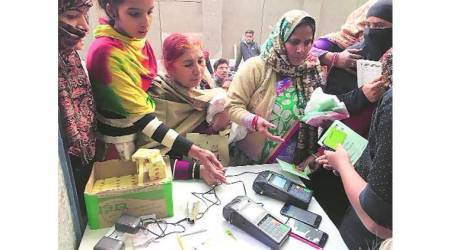 Devices at ration shops in Delhi fail to recognise fingerprints, govt says no one will be turned away