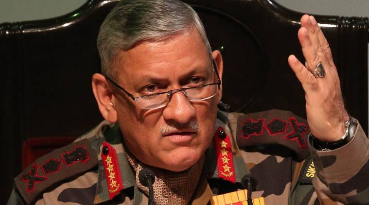 Army Chief General Bipin Rawat's statements on China, Pakistan