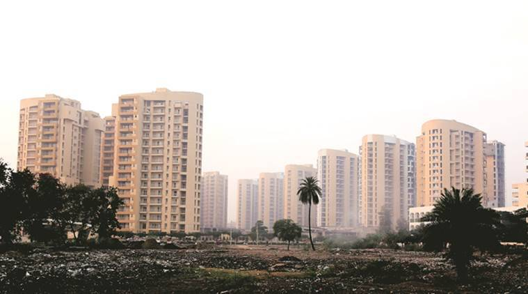 Real estate, Real estate market, real estate market recovery, business news, Indian Express news