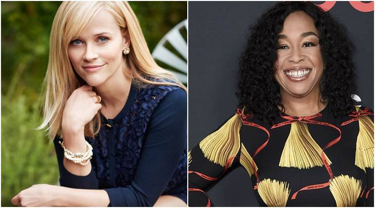 Reese Witherspoon Shonda Rhimes