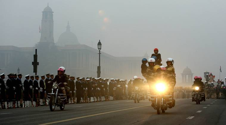 Watch the Republic Day 2018 parade Live