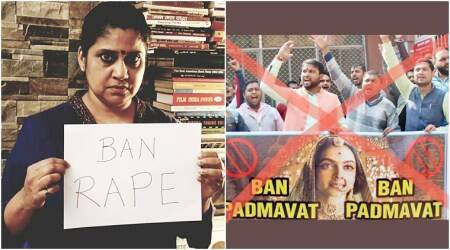 'Ban rape, female foeticide': Renuka Shahane's strong stand against ban of Padmaavat's release goes viral