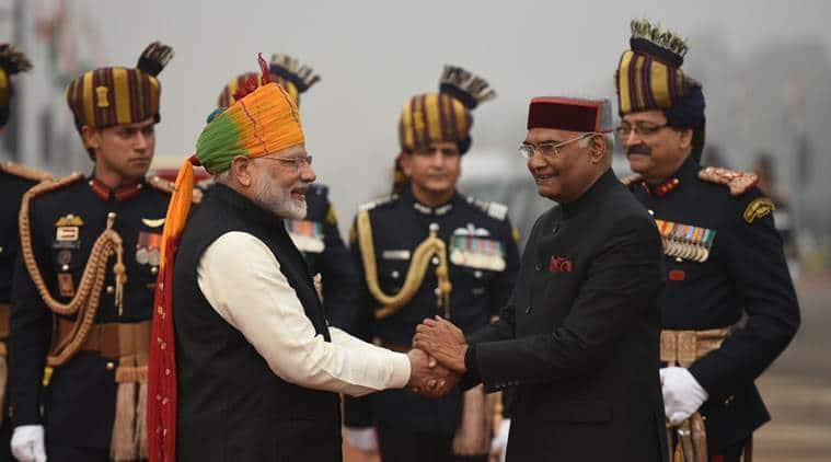 Republic Day 2018, Republic Day parade, Republic Day, ASEAN, Narendra Modi, 69 Republic Day, President Ram Nath Kovind, Rajpath, Indian Express