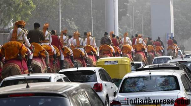 Republic Day photos from across India