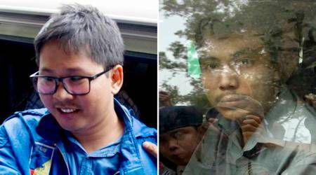 Reuters reporters accused under Official Secrets Act due in Myanmar court