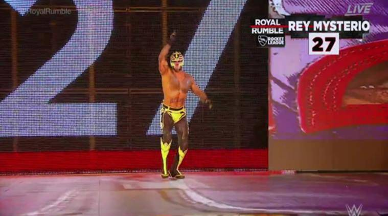 Backstage Update On Rey Mysterio's Royal Rumble Appearance