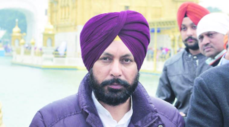 Amritsar Mayor, Karamjit Singh Rintu, Navjot Singh Sidhu, Sikh Mayor, Indian Express, Punjab News